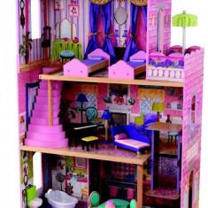 Casute din lemn de joaca pentru papusi si fetite Casuta de vis My Dream KidKraft