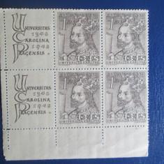 TIMBRE CEHOSLOVACIA 1948