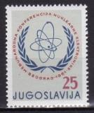 Jugoslavia 1961 - cat.nr.842  neuzat,perfecta stare