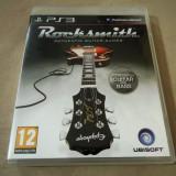 Joc Rocksmith, PS3, original, alte sute de jocuri! - Jocuri PS3 Ubisoft, Simulatoare, 12+, Single player