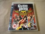 Joc Guitar Hero Aerosmith, PS3, original, alte sute de jocuri!, Simulatoare, 12+, Single player, Activision