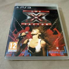 Joc The X Factor, PS3, original, alte sute de jocuri! - Jocuri PS3 Sony, Simulatoare, 12+, Single player