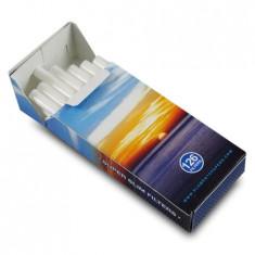 Filtre Elements Super slim pentru rulat tutun / tigari - Foite tigari