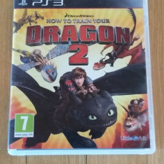 JOC PS3 DREAMWORKS HOW TO TRAIN YOUR DRAGON 2 ORIGINAL / by WADDER - Jocuri PS3 Altele, Actiune, 3+, Multiplayer