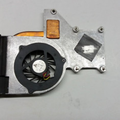 Cooler + ventilator laptop HP Pavillion DV2000 ORIGINAL! Fotografii reale! - Cooler laptop