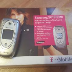 Samsung E330 - 69 lei - Telefon Samsung, Argintiu, Nu se aplica, Neblocat, Single SIM, Fara procesor