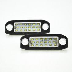 Lampa numar LED VOLVO S40, S60, S80, V50, V60, V70, C70, XC60, XC70, XC90 - Led auto G-View