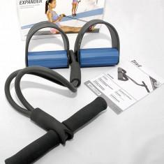 Extensor din cauciuc - expander - simulator vaslit - Nou - Extensor Fitness