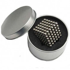 Neocube 216 - set sfere magnetice diametru 6 mm - Jocuri Forme si culori, Unisex