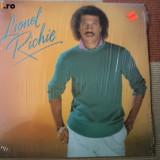 Lionel Richie album muzica pop soul funk 1982 disc vinyl lp editie vest