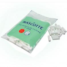 Filtre extra slim MASCOTTE XLONG pentru rulat tutun / tigari - Foite tigari