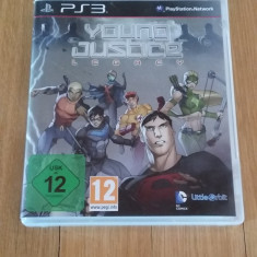 JOC PS3 YOUNG JUSTICE LEGACY ORIGINAL / by WADDER - Jocuri PS3 Altele, Actiune, 12+, Multiplayer