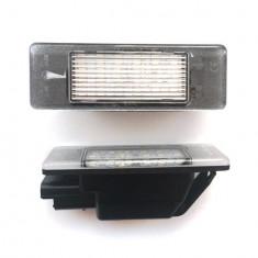 Lampa numar LED Peugeot vezi in decriere compatibilitatea - Led auto G-View, Bmw