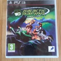 JOC PS3 BEN 10 GALACTIC RACING ORIGINAL / by WADDER, Curse auto-moto, 12+, Multiplayer