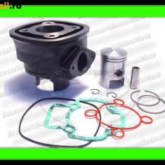 Set Motor scuter PIAGGIO 80 2T LC 80cc MC2 MC3 GILERA APRILIA DERBI racire apa - Set cilindri Moto