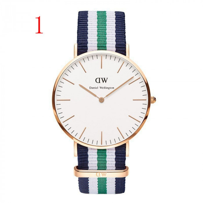 Ceas Barbati Business Casual Fashion Daniel Wellington DW2 QUARTZ Nou 8 CULORI foto mare