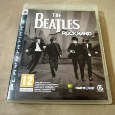 Joc The Beatles Rock Band, PS3, original, alte sute de jocuri! - Jocuri PS3 Altele, Simulatoare, 12+, Single player
