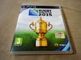 Joc Rugby World Cup 2015, PS3, original, alte sute de jocuri!, Sporturi, 3+, Multiplayer