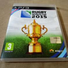 Joc Rugby World Cup 2015, PS3, original, alte sute de jocuri! - Jocuri PS3 Altele, Sporturi, 3+, Multiplayer