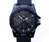 Ceas Casual SWISS Military Army Gemius Stil Militar Sport 4 Culori | CALITATE, Quartz, Carbon, Swiss Military
