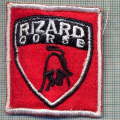 292 -EMBLEMA -RIZARD CORSE - INTRECERI CU TAURI(CORIDE) -starea care se vede