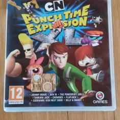 JOC PS3 CARTOON NETWORK PUNCH TIME EXPLOSION XL ORIGINAL / by WADDER - Jocuri PS3 Altele, Sporturi, 12+, Multiplayer