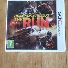 JOC NINTENDO 3DS NEED FOR SPEED THE RUN ORIGINAL / by WADDER - Jocuri Nintendo 3DS, Curse auto-moto, 3+, Single player