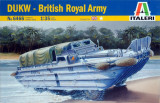 + Kit scara 1/35 Italeri 6466 - DUKW British Royal Army +