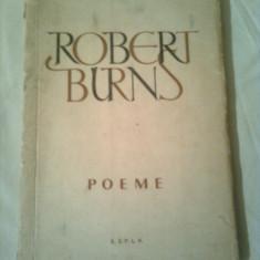 ROBERT BURNS  ~ POEME