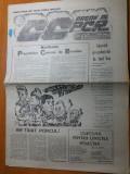 ziarul consensul craciunului,organ al pregatiri comune de revelion-decembrie1990