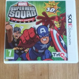 JOC NINTENDO 3DS MARVEL SUPER HERO SQUAD THE INFINITY GAUNTLET ORIG / by WADDER