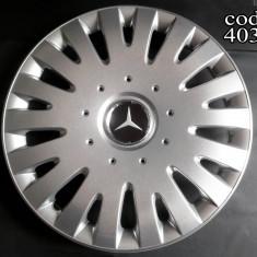 Capace roti 15 Mercedes - Livrare cu verificare colet, R 15