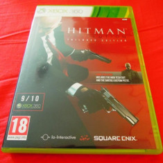 Joc Hitman Absolution, xbox360, original, alte sute de jocuri! - Jocuri Xbox 360, Shooting, 18+, Single player