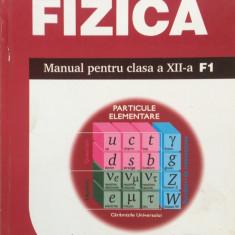 FIZICA Manual pentru clasa a XII-a F1 - Gabriela Cone - Manual scolar, Clasa 12