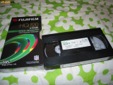 Caseta video VHS FUJIFILM HQ120