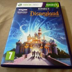Joc Kinect Disneyland Adventures, xbox360, original, alte sute de jocuri! - Jocuri Xbox 360, Actiune, 3+, Single player