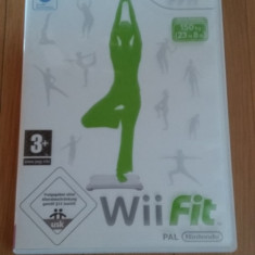 JOC WII FIT ORIGINAL PAL / by DARK WADDER - Jocuri WII Altele, Sporturi, 3+, Single player