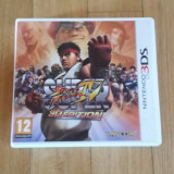 JOC NINTENDO 3DS SUPER STREET FIGHTER 4 3D EDITION ORIGINAL / by WADDER