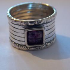 Inel argint lat - 209