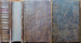 Dumesnil , Sinonime latine si semnificatia lor , Paris , 1788 , legatura piele