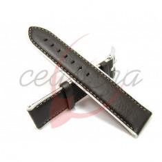 Curea Ceas Piele Naturala 22 mm, GT181/22