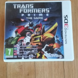 JOC NINTENDO 3DS TRANSFORMERS PRIME THE GAME ORIGINAL / by WADDER