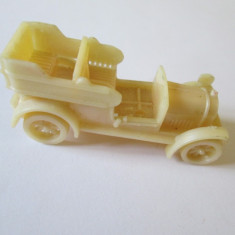 MINI MACHETA PLASTIC FORD T FABRICATA IN ANII 80 - Macheta auto Alta, 1:100