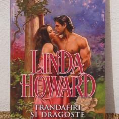 TRANDAFIRI SI DRAGOSTE-LINDA HOWARD - Roman dragoste