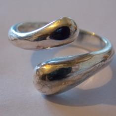 Inel argint serpuit - 240