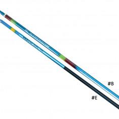 Undita baracuda fibra sticla 6m - Varga