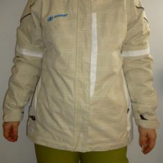 Geaca ski snowboard dama ZIENER 164 cred S/M AQUASHIELD 5000 transport inclus - Echipament snowboard