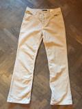 Pantaloni de dama, reiati, MARINA YACHTING, Lungi, Bej, Alta