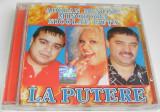Adrian Minune/Minodora/Nicolae Guta - La putere, ,CD audio original