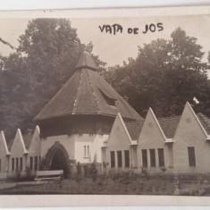 VATA DE JOS - BAILE - ANUL 1930, Circulata, Fotografie